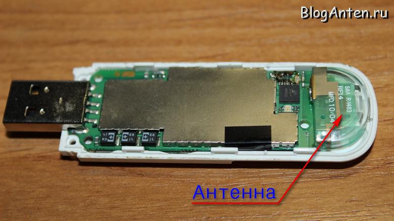Антенны для 4g модема мегафон своими руками