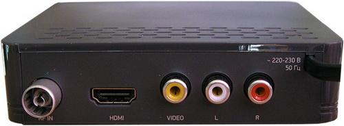 BBK SMP124HDT2 разъёмы