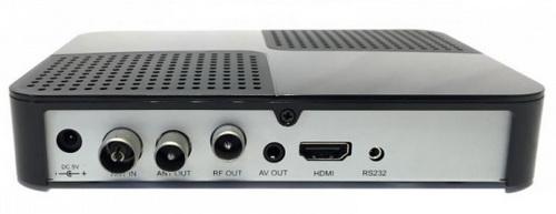 Cadena ST-603AD разъёмы