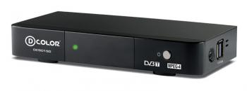 Цифровой DVB-T приёмник DC501SD