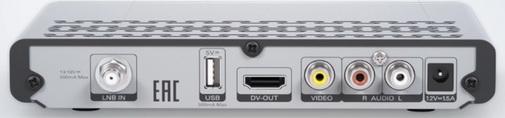EVO-08 HD разъёмы
