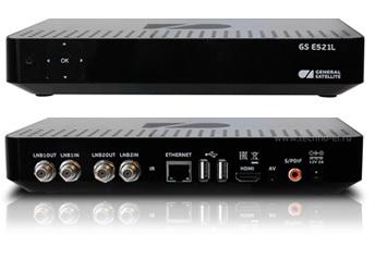 GS Е521L