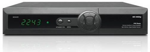 Globo HD X403p