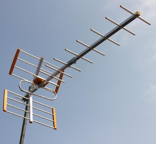 Уличная антенна с Алиэкспресс