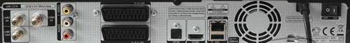 Humax VHDR-3000S разъемы