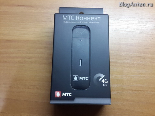 MTS 832FT упаковка
