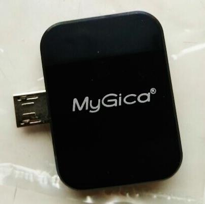 ТВ тюнер для смартфона MyGica PT36