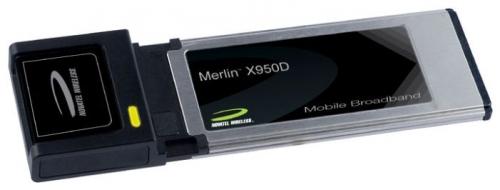 Novatel Merlin X950D