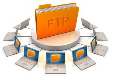 Обмен по FTP между Unix и Windows