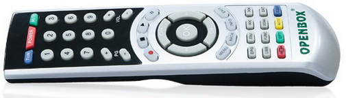 OpenBox S3 Mini HD пульт