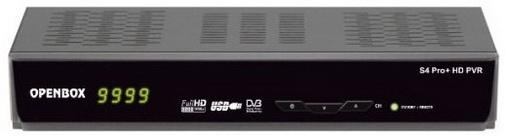 OpenBox S4 Pro+ HD