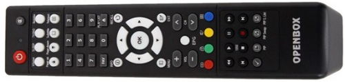 OpenBox S5 HD PVR пульт