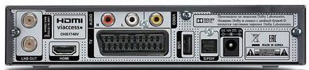 Opentech OHS1740V задняя панель