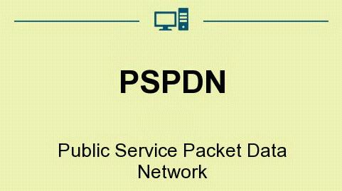 Схема адресации глобальной PSPDN