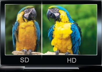 Разница между HD и SD