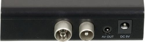 Rolsen RDB-525 разъёмы