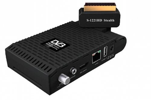 Sat-Integral S-1222 HD