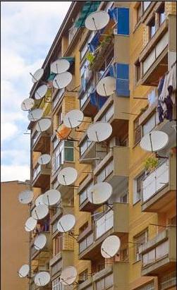 Спутниковое тв для каждого телевизора