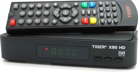 Tiger Х80 HD