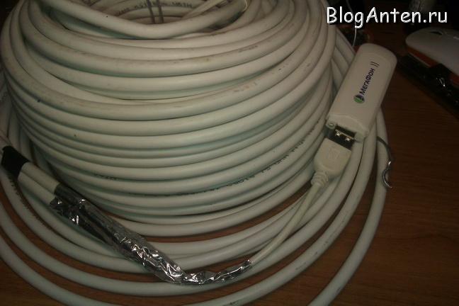 USB удлинителя нужной нам