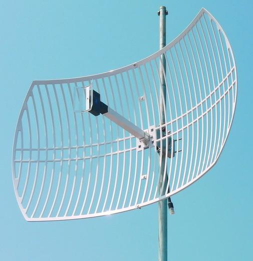 Wi-Fi антенна с горизонтальной поляризацией