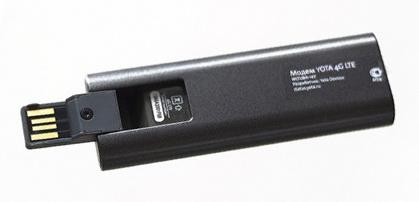 Yota LTE WLTUBA-107 модем