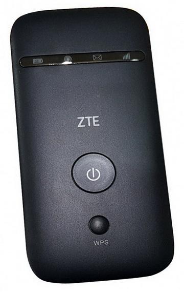 ZTE MF65M черный