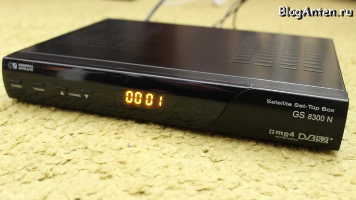 Ресивер 8300 Инструкция