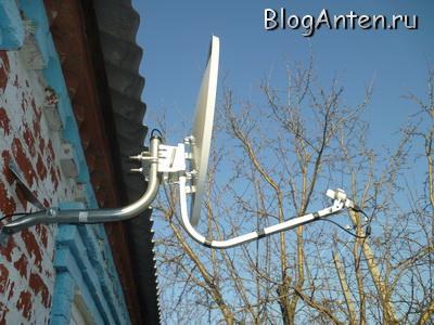 Конструкция 3G антенны