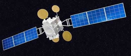 Спутник AMOS 5