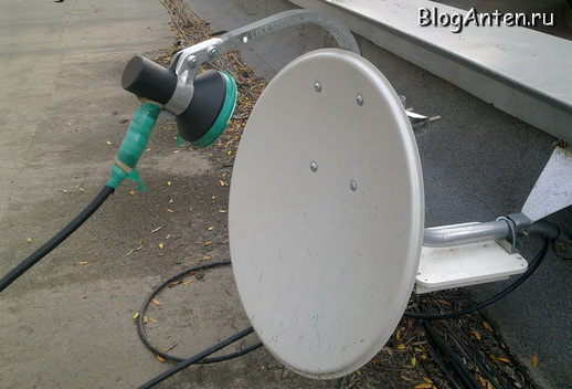 Настройка 3G антенны