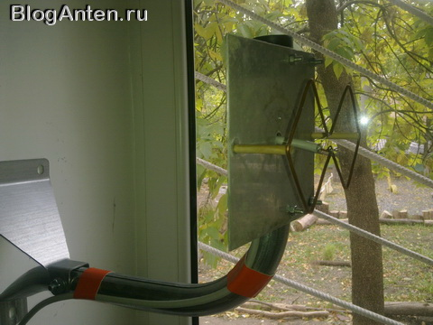 3G антенна Харченко