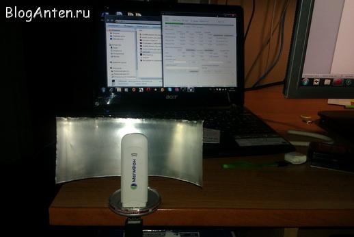 Использование антенны для 3G