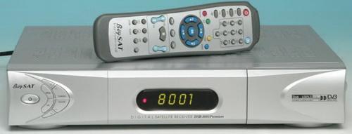 BigSat DSR-8005 CI Premium