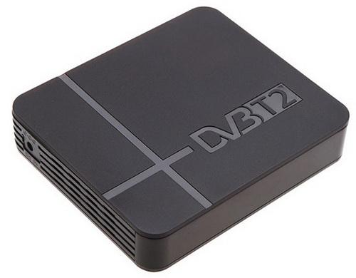 DVB-T2 приемник из Китая