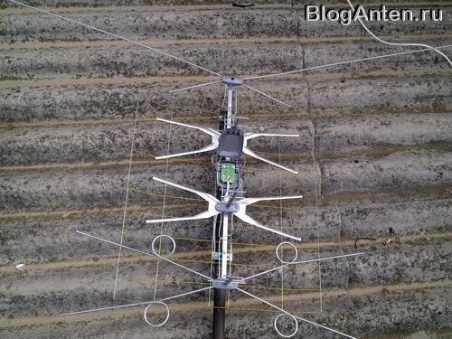DVB-T антенна в сборе