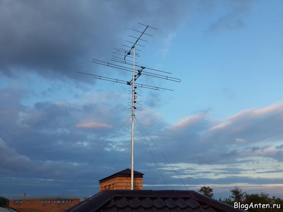 Efirnaia antenna