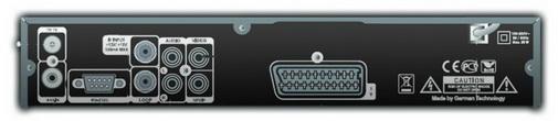 GI S2020 задняя панель