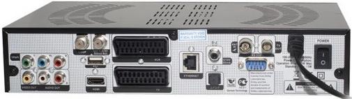 GI S7199 задняя панель