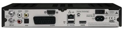 GI S8680 разъёмы