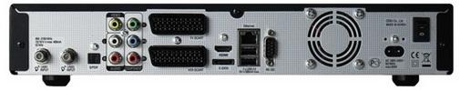 GI S9895 задняя панель