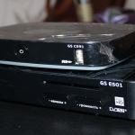 Обновление ПО системы GS E501/ GS C591