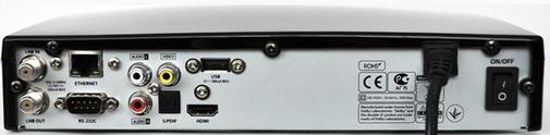 Gi S9196 Lite разъёмы