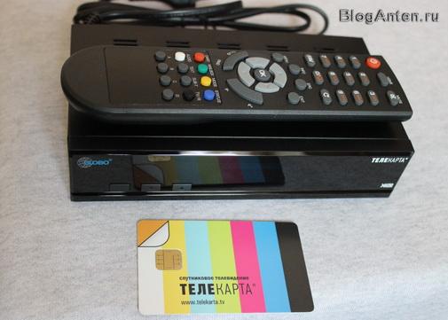 Globo X90 телекарта