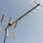 Уличная антенна HD09BHA1 для цифрового ТВ