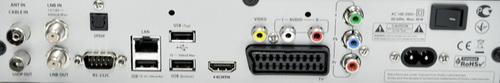 HD BOX 9500 Combo CI+