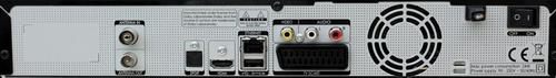 Humax DTR-T1000 разъемы