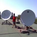 Как улучшить прием спутниковой антенны?
