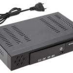Китайский двухтюнерный ресивер DVB-S2/T2