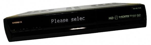 Openbox S9 HD PVR